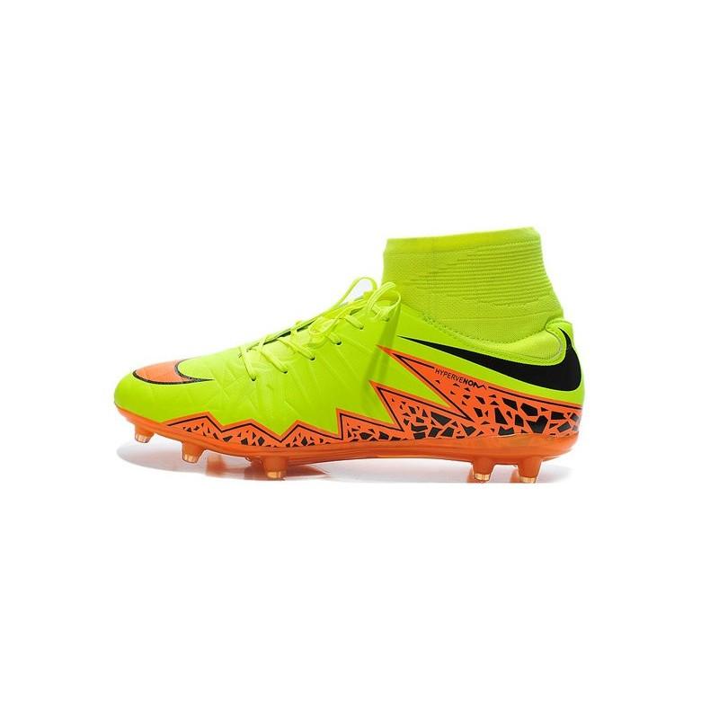 Nike Hypervenom Gialle E Nere