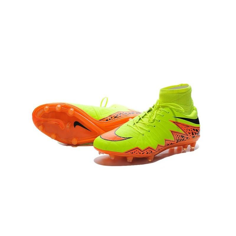 Nike Hypervenom Verdi E Nere