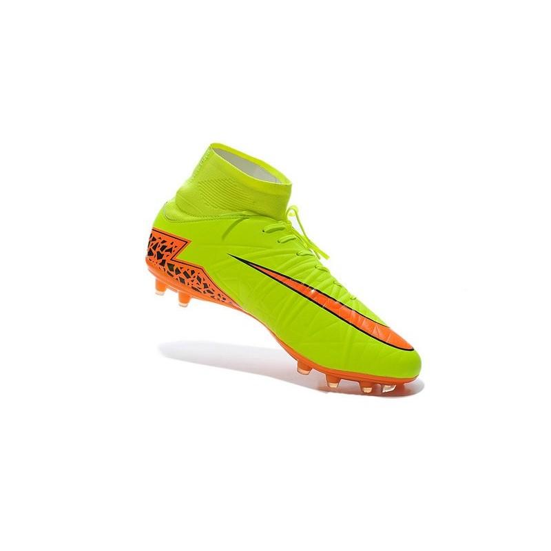 Nike Hypervenom Nere E Gialle