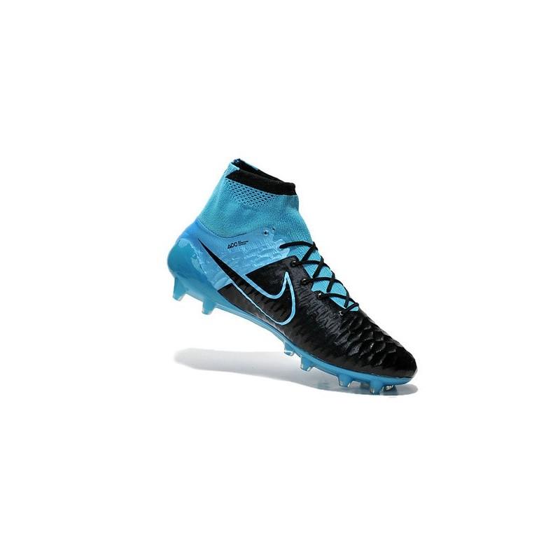 pretty nice 46160 05ed3 ... where to buy 2015 scarpe da calcio nike magista obra fg acc blu nero  ce7a2 7f480
