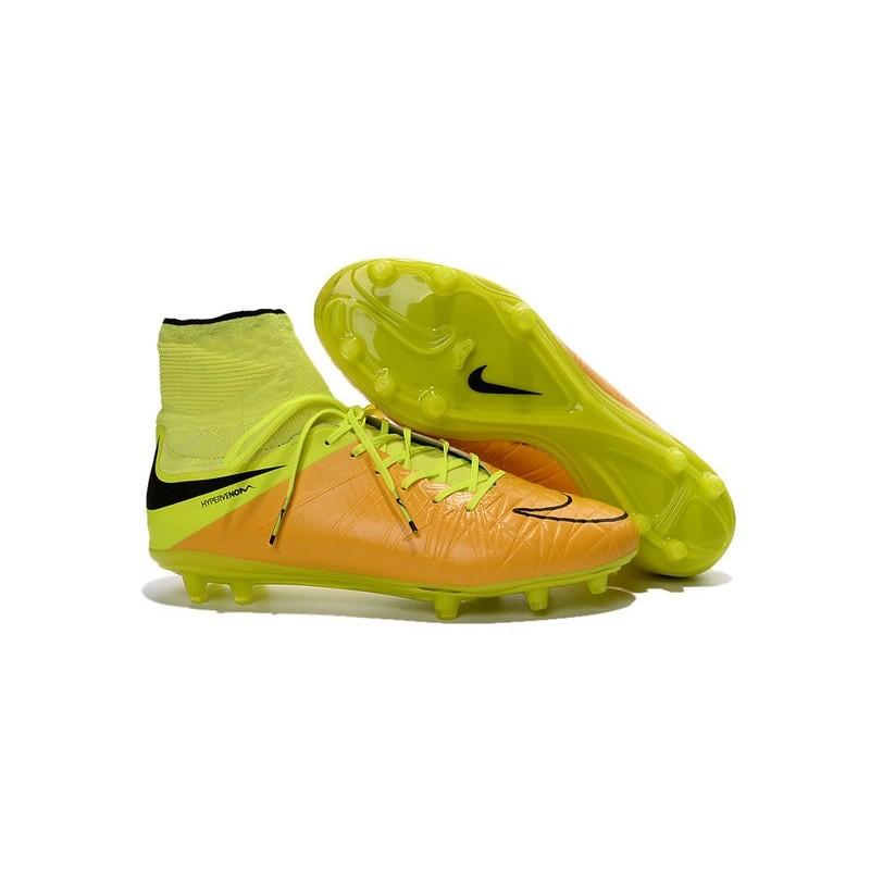 Nike Hypervenom Gialle