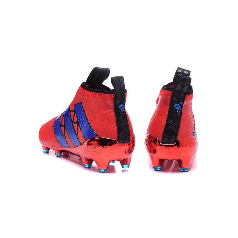 Adidas Calcio Blu E Nere