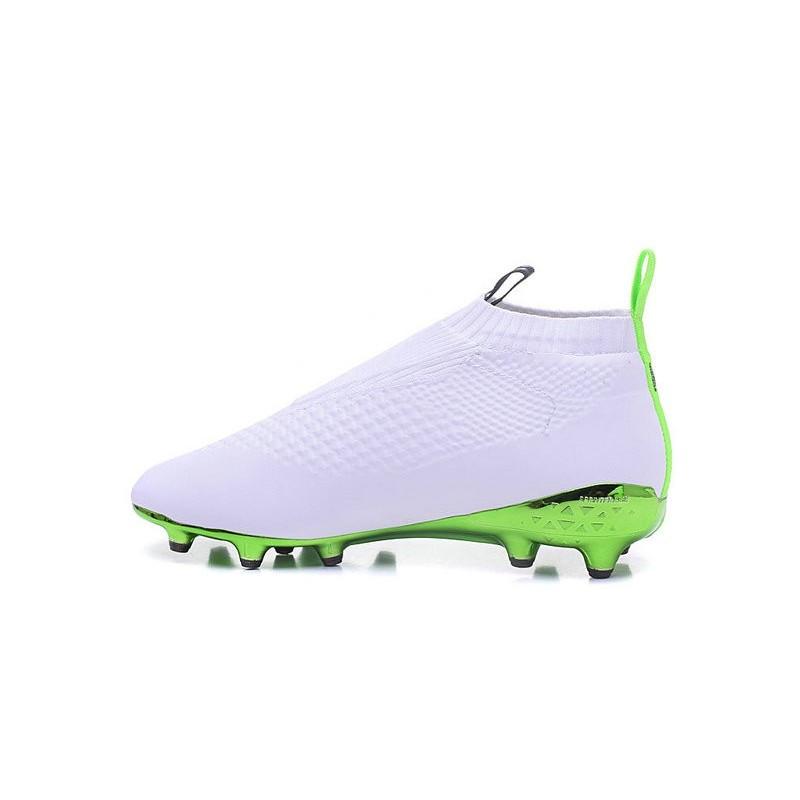 Adidas Calcio Bianche Oro