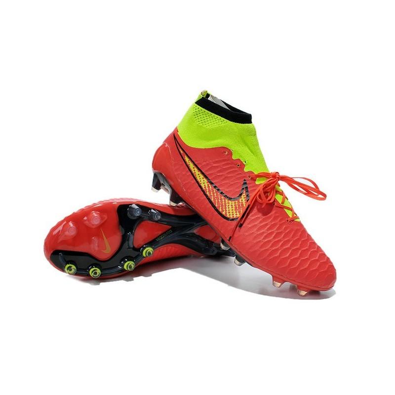 scarpe nike rosse calcio