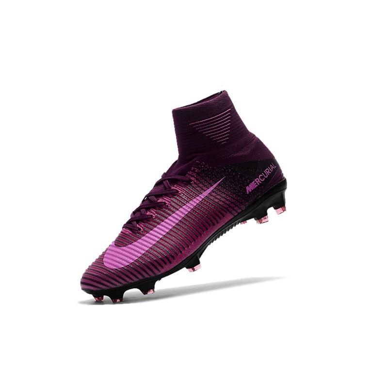 scarpe da calcetto mercurial viola