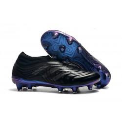 adidas Copa 19+ FG Nuovo Scarpe da Calcio - Nero Blu