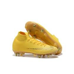 Scarpe Nike Mercurial Superfly 6 Elite SG PRO AC Giallo Oro