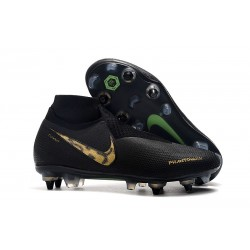 Nike Phantom Vision Elite Dynamic Fit Anti-Clog SG-PRO Black Lux