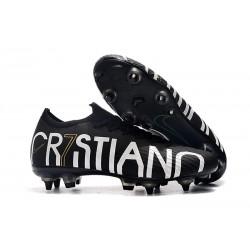 Cristiano Ronaldo CR7 Scarpe da Calcio Nike Mercurial Vapor 12 AC SG-Pro