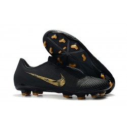 Nike Phantom VNM Elite Terreni Compatti Nero Oro