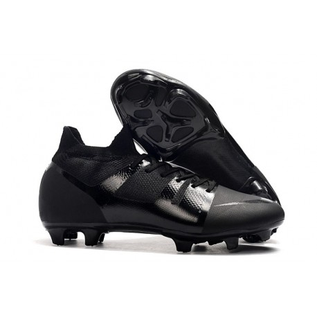 Nuove scarpe da calcio Nike Mercurial Greenspeed 360 FG Nero