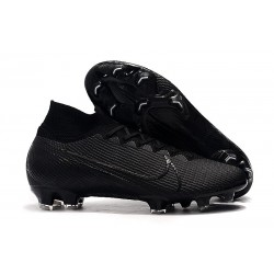 Scarpe Nike Mercurial Superfly VII Elite FG Under The Radar Nero