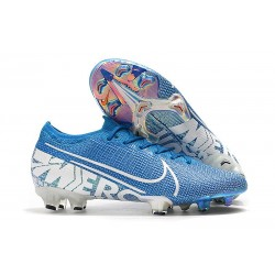 Scarpe da Calcio Nike Mercurial Vapor 13 Elite FG New Lights Blu