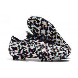 Scarpa Nuovo Nike Tiempo Legend 8 Elite FG Nero Bianco