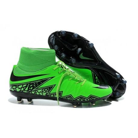 Fg 2015 Scarpe Hypervenom Nike Phantom Ii Calcio Da Nero Verde 8PNO0wnkX