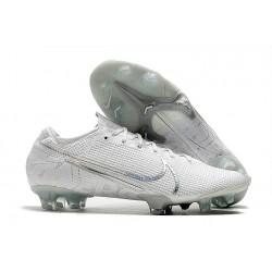 Scarpe da Calcio Nike Mercurial Vapor 13 Elite FG Bianco