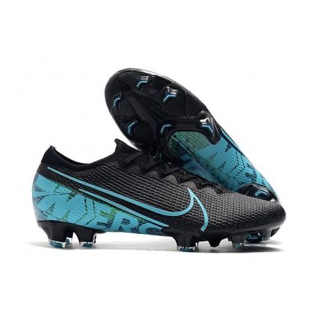 Scarpe da Calcio Nike Mercurial Vapor 13 Elite FG Nero Blu