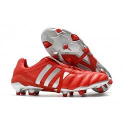 Scarpe da Calcio Adidas Predator Mania Og FG Predato Rosso