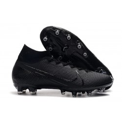 Nike Mercurial Superfly 7 Elite AG-PRO Scarpe da Calcio Nero