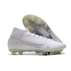 Nike Mercurial Superfly 7 Elite AG-PRO Scarpe da Calcio Bianco