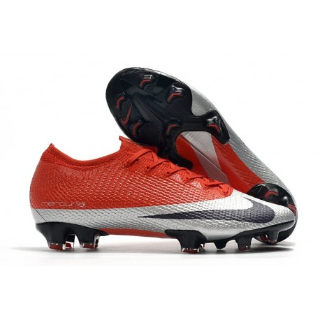 Nike Mercurial Vapor 13 Elite FG ACC Future DNA Rosso Argento