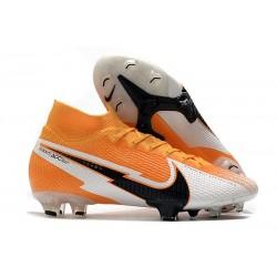 Nike Mercurial Superfly VII Elite DF FG Arancione Laser Nero Bianco