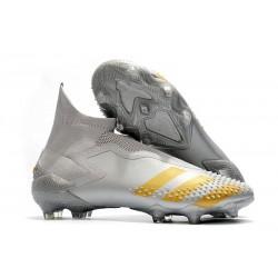 Scarpe adidas Predator Mutator 20+ FG Grigio Oro