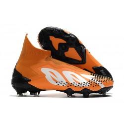 Scarpe adidas Predator Mutator 20+ FG Arancio Nero