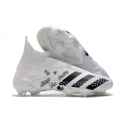 adidas Predator Mutator 20+ FG Bianco Nero