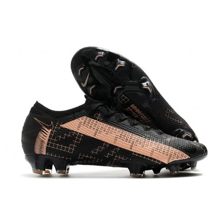Scarpe Nike Mercurial Vapor XIII Elite FG - Nero Rosa