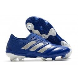 adidas Scarpa da Calcio Copa 20.1 FG - Blu Team Royal Argento Metallico