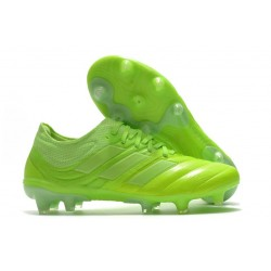 adidas Scarpa da Calcio Copa 20.1 FG - Verde Signal Bianco