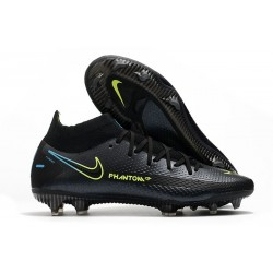 Scarpa Nike Phantom GT Elite Dynamic Fit FG Nero Giallo