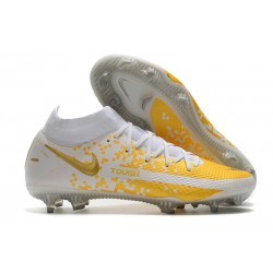 Scarpa Nike Phantom GT Elite Dynamic Fit FG Oro Bianco