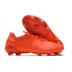 adidas Predator Mutator 20.1 Low FG - Orange