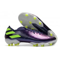 Scarpe adidas Nemeziz 19.1 FG - Viola Verde