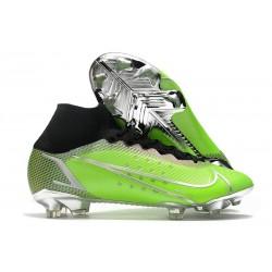 Nike Mercurial Superfly 8 Elite FG Verde Argento