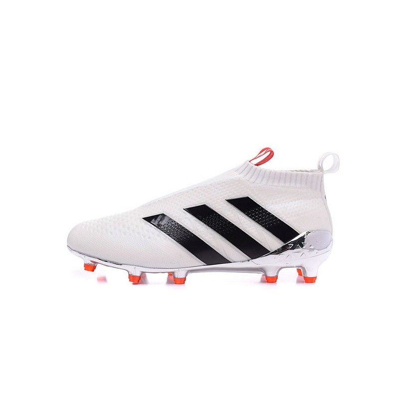 timeless design 16151 4aa86 Nero 2016 Purecontrol Fgag Bianco Calcio Scarpe Nuovo Da Ace16 Adidas  qYzPtTwp