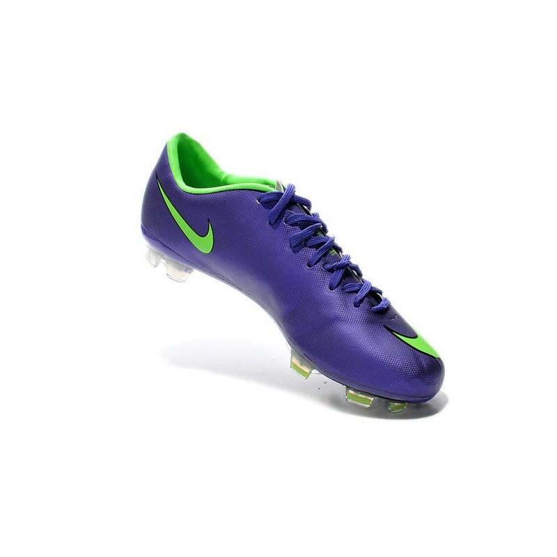 Nike Viola Mercurial Fg Calcio Verde 10 Da Vapor Scarpe 54RLAj3