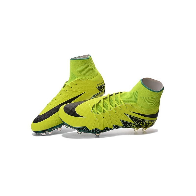 Nike Hypervenom Alte Gialle