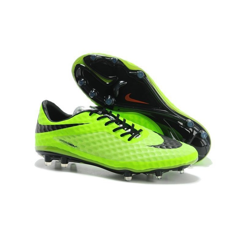 Verde Scarpe Acc Fg Calcio Nero Uomo Phantom Nike Hypervenom rx0Pzr