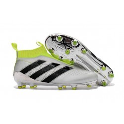 Scarpini da Calcetto Champions League 2016 adidas Ace16+ Purecontrol FG/AG Metallico Giallo Nero