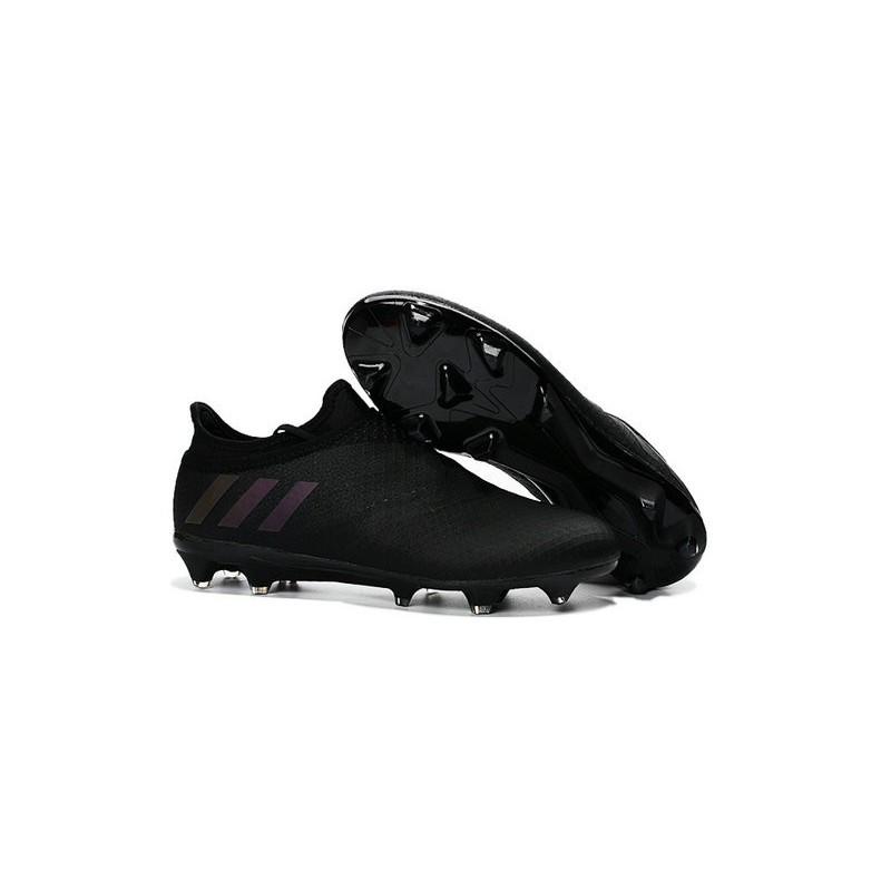 scarpette calcio adidas nere