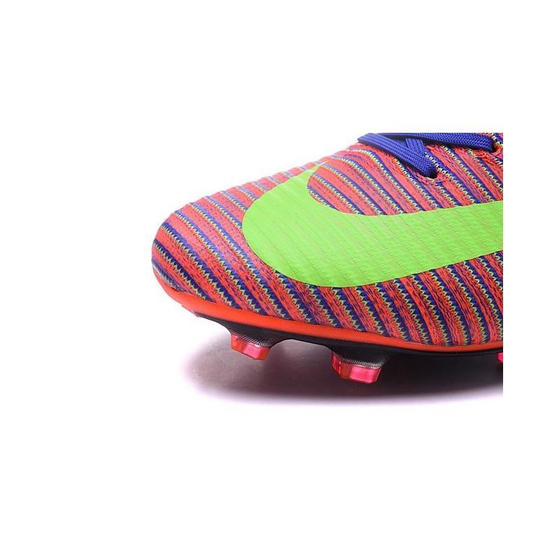 Calcio 5 Nuove Fg Arancio Nike Mercurial Scarpe Verde Superfly Blu otdQhCxsrB