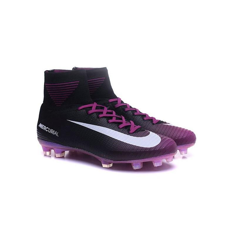 scarpe calcio nike viola