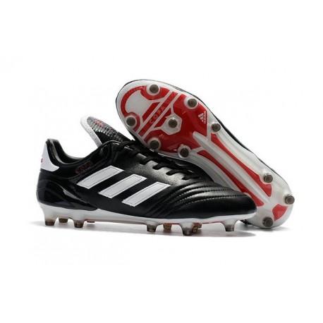 Adidas Copa 17.1 FG Scarpe da calcio per terreni compatti - nero bianco rosso
