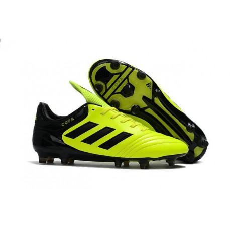 Adidas Copa 17.1 FG Scarpe da calcio per terreni compatti - giallo nero