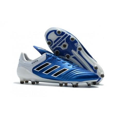 Adidas Copa 17.1 FG Scarpe da calcio per terreni compatti - blu nero
