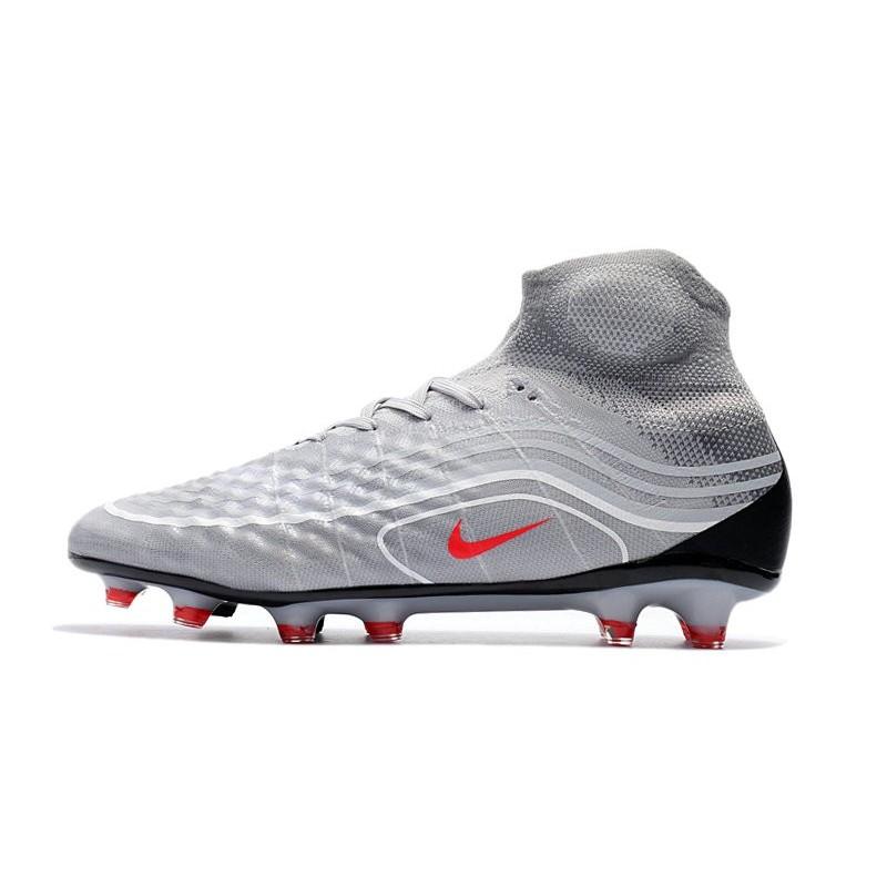 09b2f60bb76b Nike Magista Obra 2 FG Nuove Scarpe da Calcio - Air Max Grigio