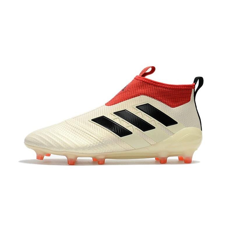 Adidas Calcio Fgbianco Nero Rosso Nuove Ace17Purecontrol Scarpa thCxQdorBs